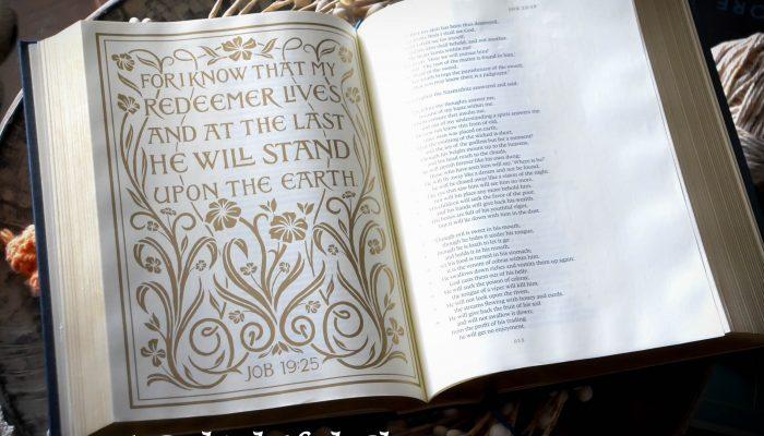 ESV Illuminated Bible Giveaway