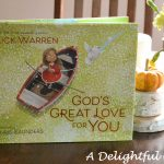 God's Great Love For You Children's Book