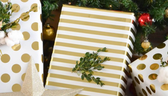 Christmas Gift Packaging 2017