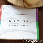 Pages and Projects {Christ Chronological}