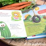 Very Veggie Bedtime Prayers Giveaway