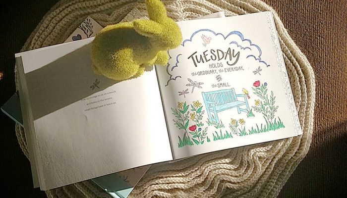 Gratitude on Tuesday and Favorite Books Too