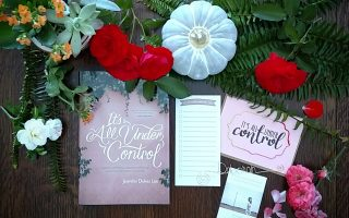 It's All Under Control and a Celebration Giveaway