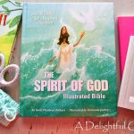 The Spirit of God Illustrated Bible Giveaway
