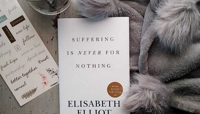 Suffering is Never For Nothing and Even If Not