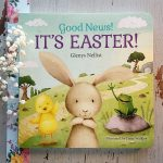 Good News! It's Easter! Board Book and Giveaway