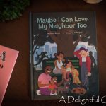 Maybe I Can Love My Neighbor Too Book Giveaway